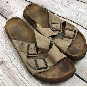 Birkenstock Betula Tan Sandals